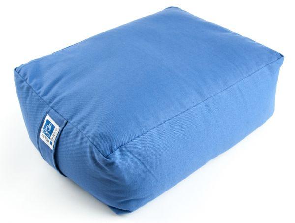 Berk Quader Meditationskissen - Blau