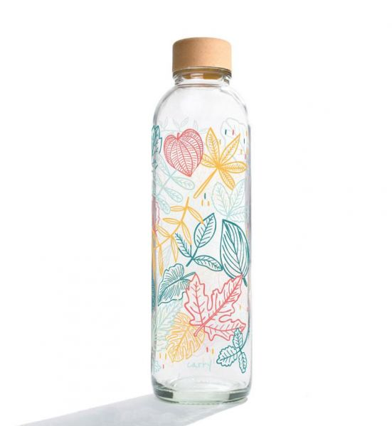 Carry Wasserflasche Falling Leaves 0,7 L