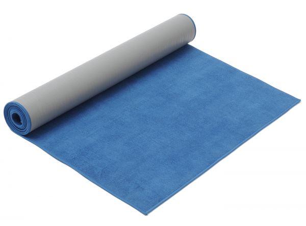 YogiStar Yogamatte Yogimat Hot Yoga blau
