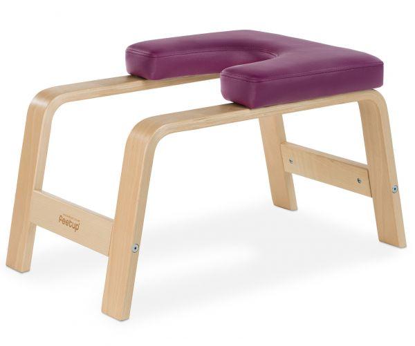 YogiStar Feetup Kopfstandhocker - Violett