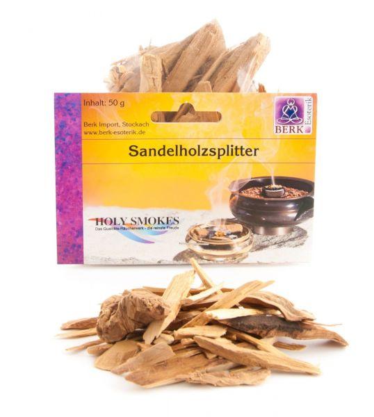 Sandelholzsplitter 25g