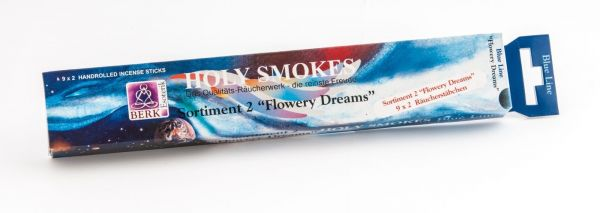 Flowering Dreams - Blue Line Sortiment 2