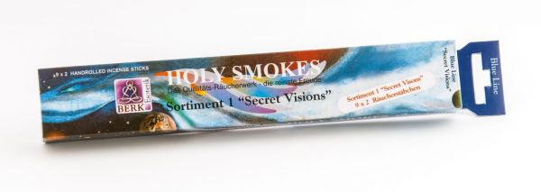Secret Visions - Blue Line Sortiment 1 Secret Visions - Blue Line Sortiment 1