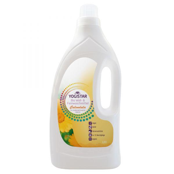 YogiStar Bio Woll & Feinwaschmittel Calendula - 1,55 L