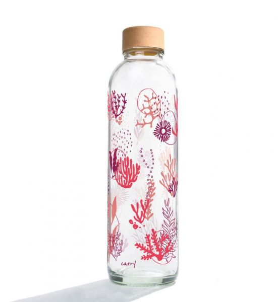 Carry Wasserflasche Coral Reef 0,7 L