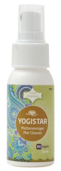 Yogistar Bio Yogamatten-Reiniger - Fresh Rosemary - 50ml