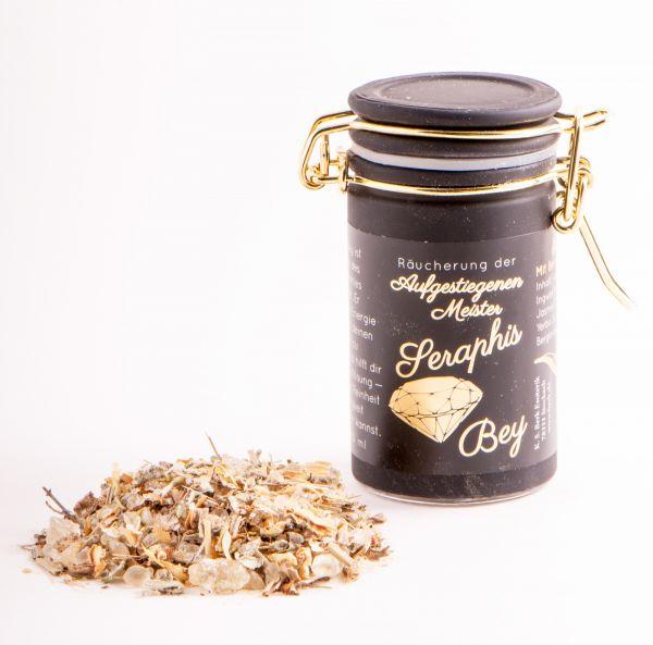 Berk Aufgestiegene Meister Räuchermischung - Seraphis Bey, 60 ml