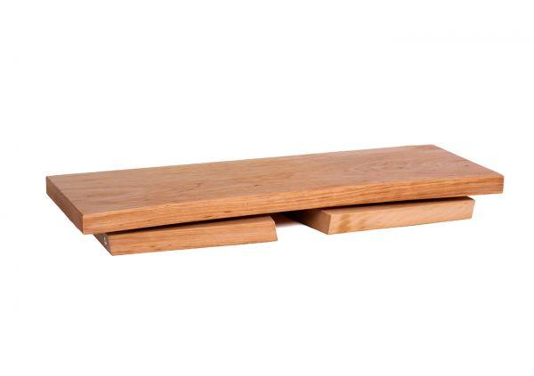 YogiStar Meditationshocker - Erle Natur (klappbar)