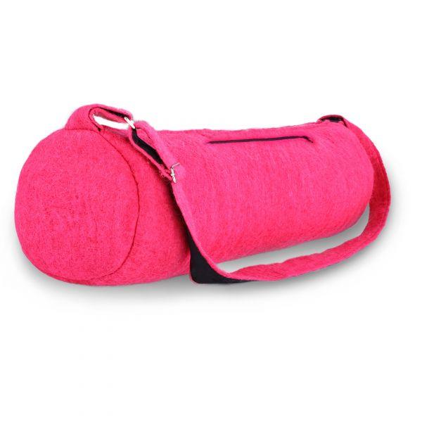 BlooM Yoga bag 100% Wool - Pink