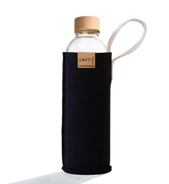 Carry Sleeve - schwarz 0,7 L
