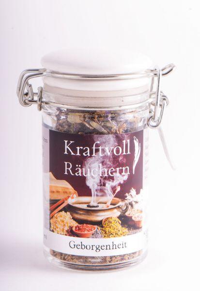 Berk Kraftvoll Räuchern - Geborgenheit, 60 ml