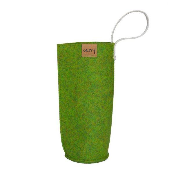 Carry Sleeve - limette 1 L