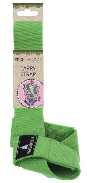 YogiStar Yogatrageband Carry Strap kiwi