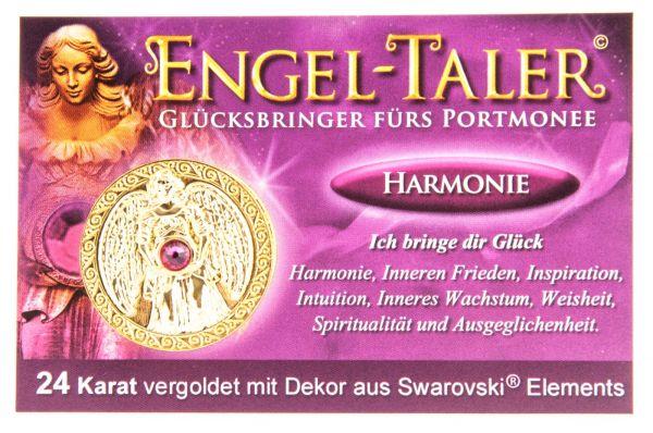 Berk Engeltaler vergoldet - Harmonie
