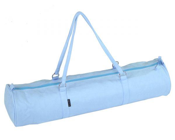 YogiStar Yogatasche Yogibag Style Zip - Velour 69 cm blau