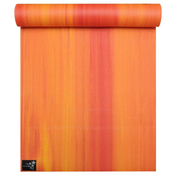 YogiStar Yogamatte Yogimat - Elements agni-red