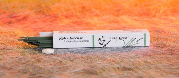Shoyeido Koh Incense Daily Kusa/Gras - Räucherstäbchen