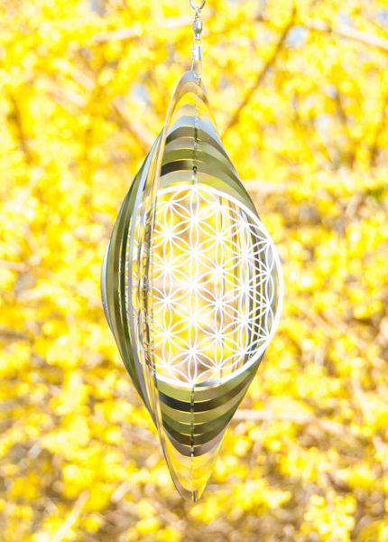 Berk Blume des Lebens Mobile - Edelstahl