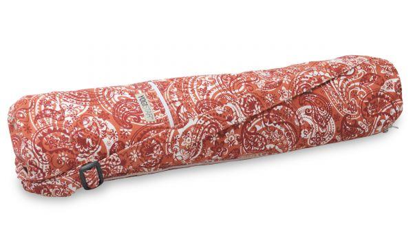 YogiStar Yogatasche Yogibag Basic Art - Paisley Orange Red
