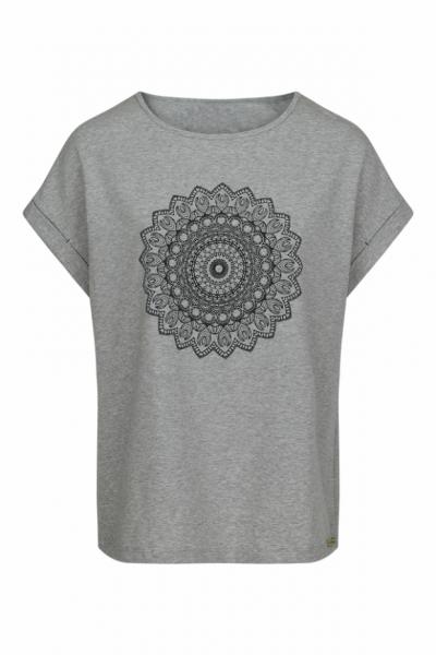Comazo Fairtrade Shirt mit Motivdruck