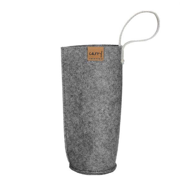 Carry Sleeve - grau 1 L