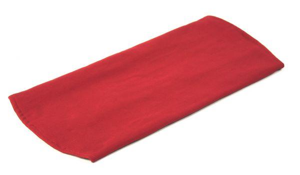 YogiStar Sitzauflage für Meditationshocker red