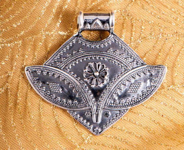 Berk Aragu Anhänger - Silber