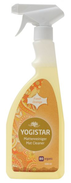 YogiStar Bio Yogamatten Reiniger Fresh Orange - 500 ml