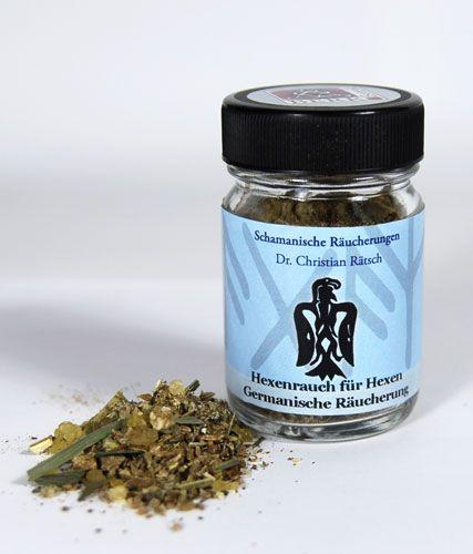 Berk Germanische Mischung Hexenrauch für Hexen, 60 ml