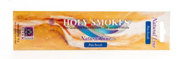 Berk Natural Line - Patchouli