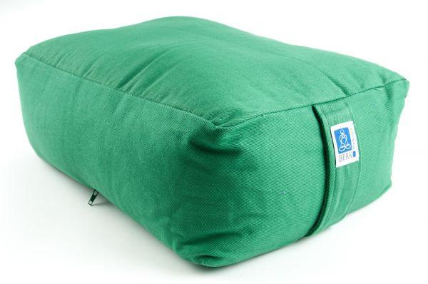 Berk Quader Meditationskissen - Grün