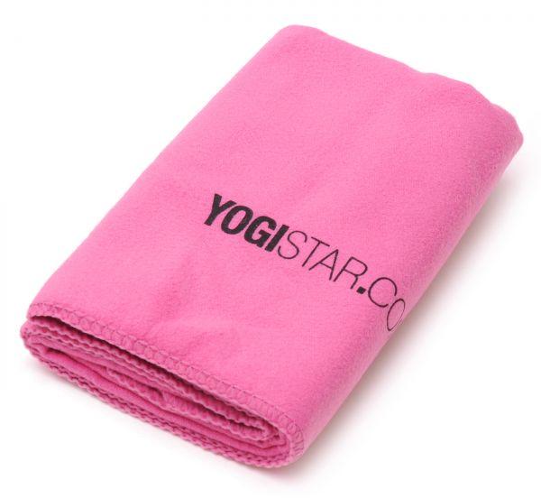 YogiStar Yogatuch Yogitowel mini Towel pink