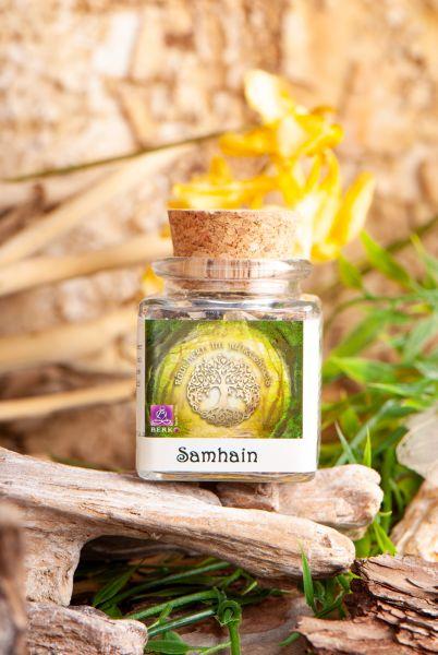 Berk Jahreskreisfeste Räucherung - Samhain