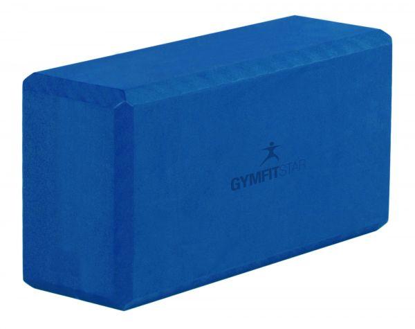 YogiStar Yogablock für Yoga, Pilates & Fitness - Basic blau