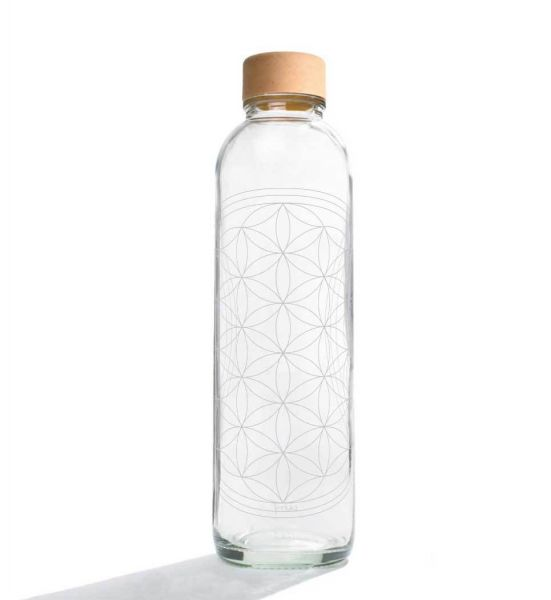 Carry Wasserflasche Flower of Life 0,7 L
