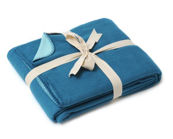 YogiStar Yogadecke Yogiblanket Harmony blau