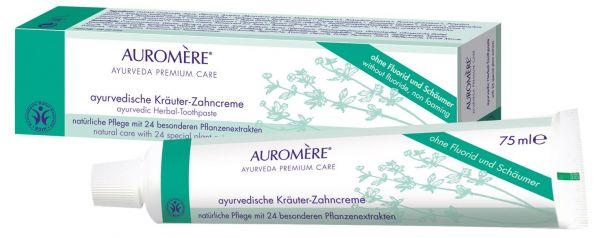 Berk Ayurvedische Kräuterzahnpasta Auromere